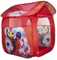 Barraca casa ladybug - Zippy
