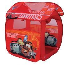 Barraca Casa Portátil Carros Zippy Toys GF001B - Vermelho - Zippy Toys