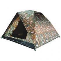 Barraca de Camping Guepardo Camuflada Jungle para 5 Pessoas - Guepardo