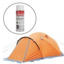 Barraca de Camping Himalaya 2/3 Pessoas Azteq - Impermeabilizante para Barracas Coleman - Azteq