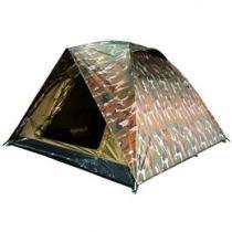 Barraca Guepardo para 3 Pessoas Camuflada - Resistente a Chuva com Sacola para Transporte
