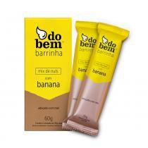 Barrinha de Banana Do Bem - Caixinha com 2 unidades - do-bem
