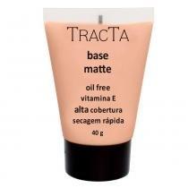 Base Facial Matte Tracta Alta Cobertura -