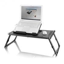 Base para Notebook AC131 com Cooler Duplo 4 Níveis de Altura Preto Portátil - Multilaser - Multilaser