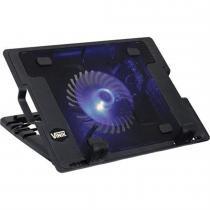 """Base para Notebook até 15.6"""" com Regulagem Fan 14cm Ergomax - Vinik - Vinik"""