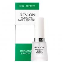 Base para Unha - Revlon Multi-Care 2In1+ Top Coat -