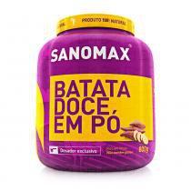 Batata Doce em Pó 800g - Sanomax - 800g - Sanomax