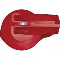 Batedeira de Mesa Cadence com 3 Velocidades Jolie Colors BAT411 127V Vermelha -