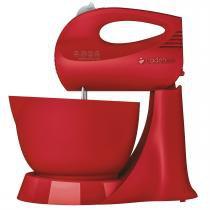 Batedeira Jolie Colors 200W Vermelho Bat411 Cadence -