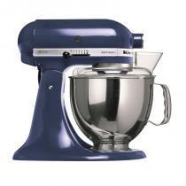 Batedeira KitchenAid Stand Mixer Artisan 127V Blue Willow de 4,83L e 275W -