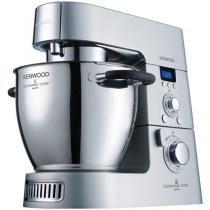Batedeira Planetária Kenwood Cooking Chef - 8 Velocidades 2000W Função Multiprocessador