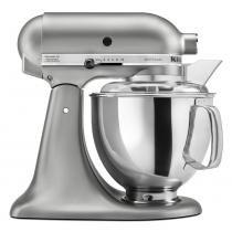 Batedeira Stand Mixer 4,8 L Inox Prata - KitchenAid -
