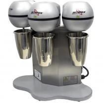 Batedor de Milk-Shake BMS-3-N Copo Inox 3 Hastes 500W 220V - Skymsen -