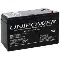 Bateria 12V 7,2AH UP1271 - Unipower - Unipower