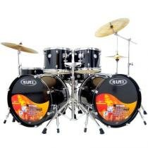 Bateria 2 Bumbos E Banco Vr6297d Voyager Mapex - Mapex