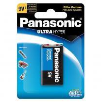 Bateria 9v Super Hyper - PANASONIC -