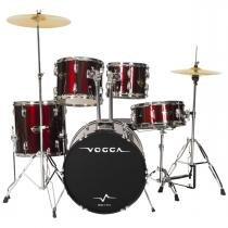 Bateria Acústica Bumbo 22 Pol - Talent VPD 924 Vogga - Vogga