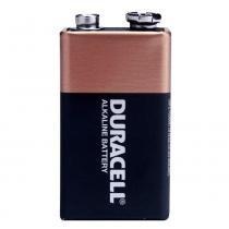 Bateria Alcalina 9V Com 1 Unid. MN-1604 - Duracell -