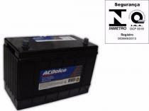 Bateria Automotiva Ac Delco 100ah 12v Selada - Acdelco