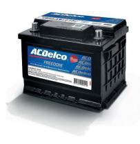 Bateria Automotiva Ac Delco 60ah 12v Selada - Acdelco