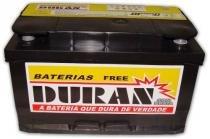 Bateria Automotiva Duran 70ah 12v Selada -