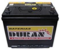 Bateria Automotiva Duran 75ah 12v Selada - Duran