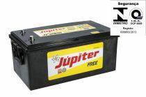 Bateria Automotiva Júpiter 200ah 12v Selada Com Prata - Júpiter
