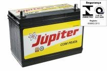 Bateria Automotiva Júpiter 90ah 12v Com Prata - Júpiter