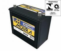 Bateria Automotiva Moura 50ah 12v Inteligente Selada -
