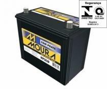 Bateria Automotiva Moura 50ah 12v Inteligente Selada - Moura