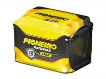 Bateria Automotiva Pioneiro 45ah 12v Selada - Pioneiro