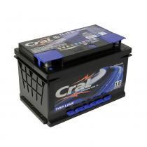 Bateria automotiva selada 70Ah polo positivo esquerdo - Top Line - Cral -