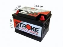 Bateria de Som Stroke Power 80ah/hora e 700ah/pico - Stroke Power