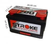 Bateria de Som Stroke Power 90ah/hora e 700ah/pico - Stroke Power