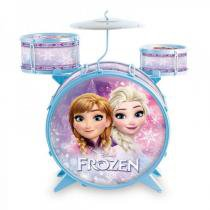 Bateria Infantil - Disney Frozen - Toyng - Toyng