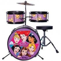 Bateria Infantil Disney Princesas Mosaico 3 Peças 14 Polegadas BID-P1 - PHX - PHX