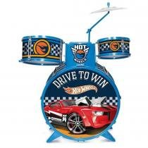 Bateria Infantil Hot Wheels Azul 7273-4 - Fun - Fun