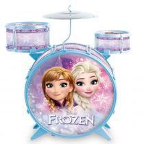 Bateria Infantil Musical Disney Frozen 27224 - Toyng - Toyng