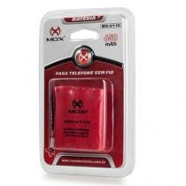 Bateria Mo-U110 (3aa, 3.6v, 650mah) Plug Universal - DotCell