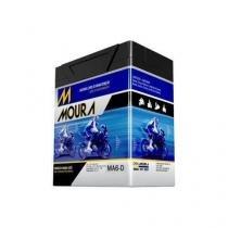 Bateria Moto Moura 6ah MA6-D - Twister/Falcon/CB300/Fazer 250 -
