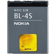 Bateria Nokia 5300, Nokia 6600, Nokia 7020, Nokia 7100S, Nokia 7610, Nokia 8800, Nokia E66, Nokia X3-02  Original  Bl-4S, Bl4S - Nokia