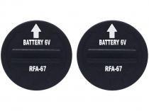 Bateria para Cerca Virtual e Coleira Anti Latido - RFA-67D PetSafe