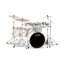 Bateria pdp concept maple pdcm2217pw 7pcs white (shell pack) - Pdp