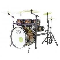 Bateria rmv road up com rack cobre sparkle - Rmv