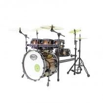 Bateria Road Up com Rack Cobre PBRK22916 - RMV - RMV