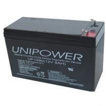 Bateria selada up1290 12v/9a unipower - Unipower