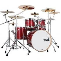 Bateria Taye Studio SB622F1 Birch Authum Red - TAYE