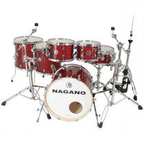 Bateria Work Series Birch Select Red Sparkle Nagano -