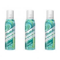 Batiste Original Shampoo Seco 150ml (Kit C/03) -