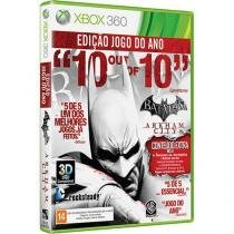 Batman Arkham City GOTY - Xbox 360 - Warner Bros
